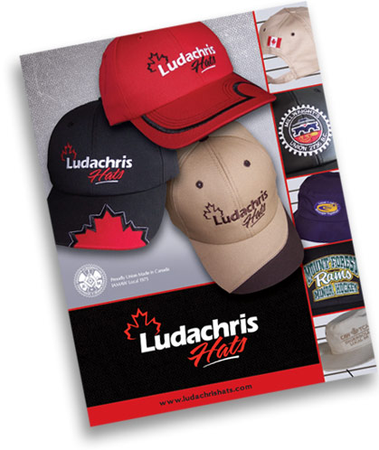 Ludachris Hats Catalogue Cover